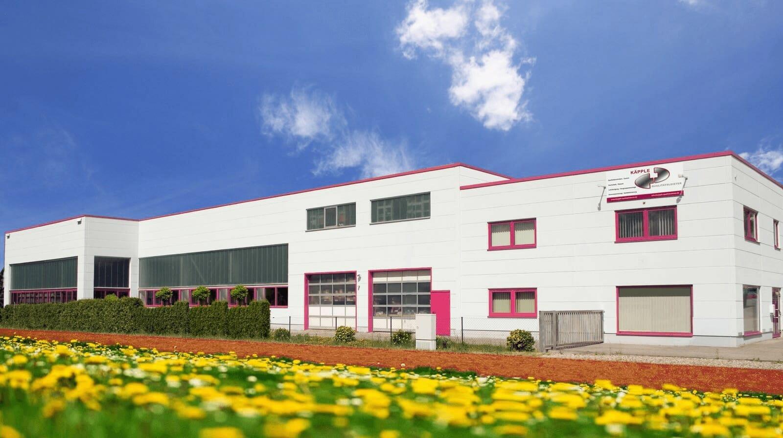 hall 00 resident service dienstleistung fulfillment montage automotive dienstleisung